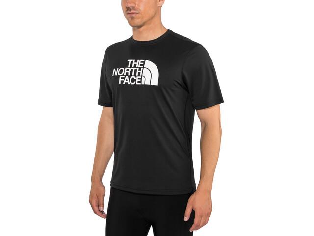 pas cher pour réduction 35b45 88e74 The North Face Train N Logo Flex T-shirt Homme, tnf black